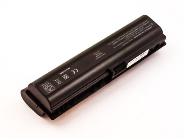 Hochleistungs-Akku für HP Pavilion DV2000, DV6000, Compaq Presario V3000, V3100, HSTNN-DB32, 8800mAh