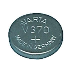 Varta Uhrenbatterie 370, wie V370, S21, 620, 280-51, 370, SR920SW, 1188SO, SB...